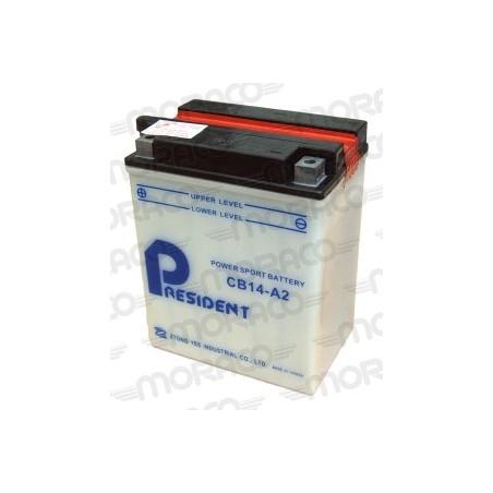 Batterie Moto GS CB14-A2