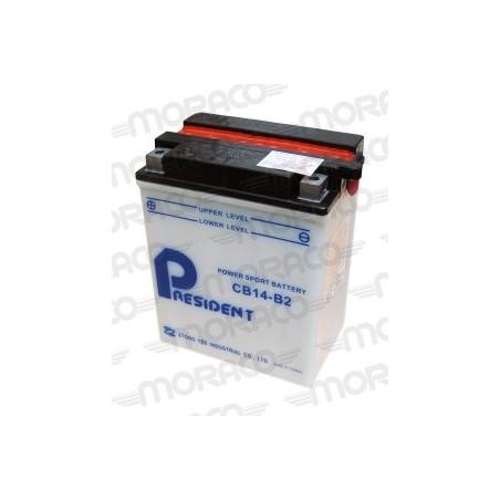 Batterie Moto GS CB14-B2