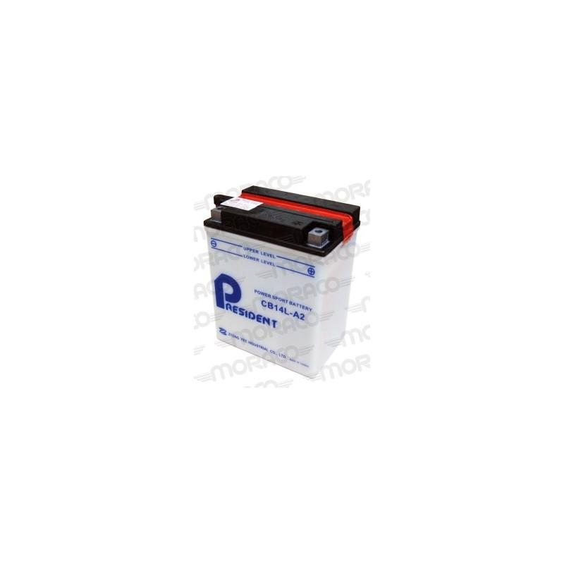 Batterie Moto GS CB14L-A2
