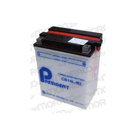 Batterie Moto GS CB14L-B2