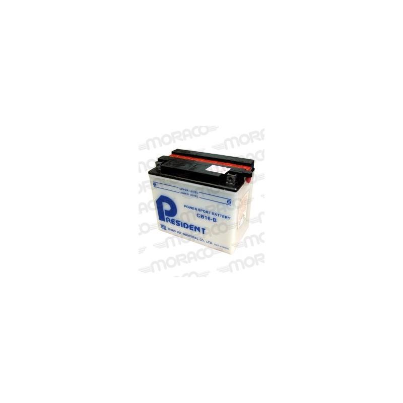 Batterie Moto GS CB16-B