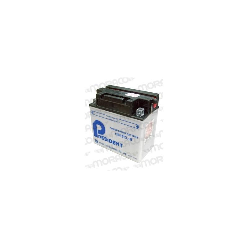 Batterie Moto GS CB16CL-B
