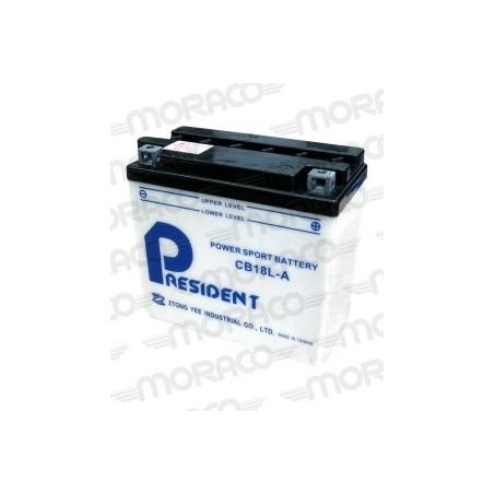 Batterie Moto GS CB18L-A