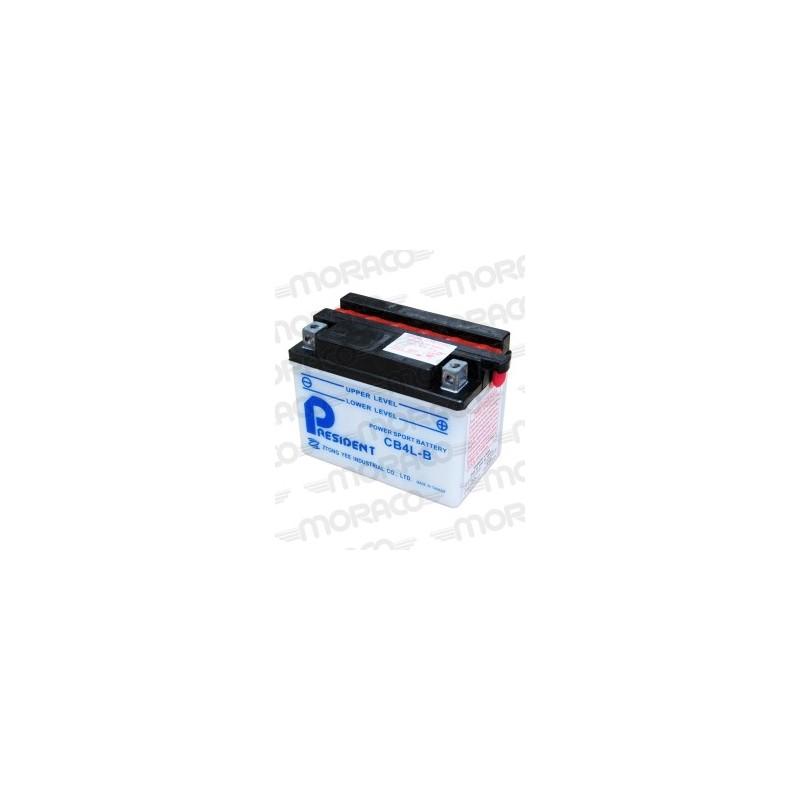 Batterie Moto GS CB4L-B