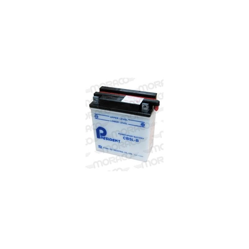 Batterie Moto GS CB5L-B