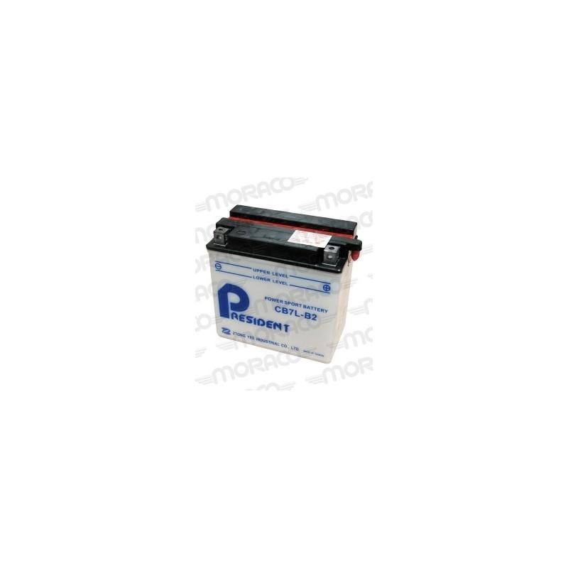 Batterie Moto GS CB7L-B2