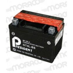 Batterie Moto GS GTX4L-BS GT4L-BS