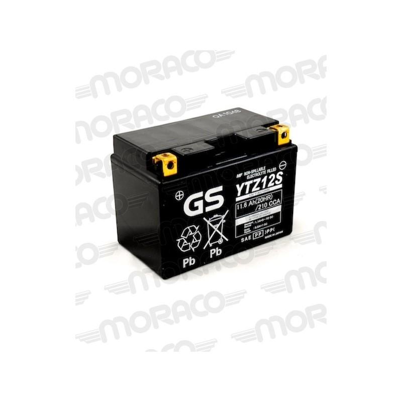Batterie Moto GS YTZ12S