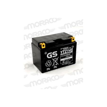 Batterie Moto GS YTZ14S