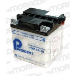 Batterie Moto GS 12N5.5A-3B