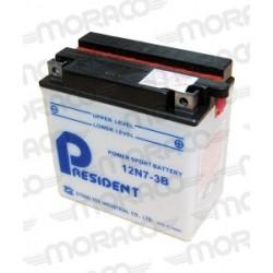 Batterie Moto GS 12N7-3B