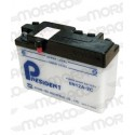 Batterie Moto President 6N12A-2C