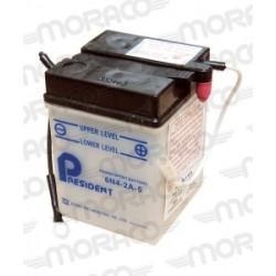 Batterie Moto President 6N4-2A-5