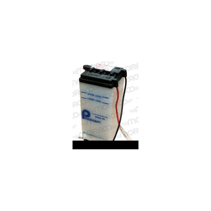 Batterie Moto GS 6N4A-4D