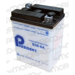 Batterie Moto President/ GS B38-6A