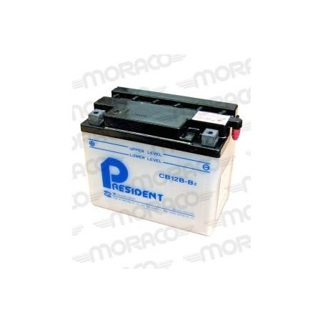Batterie President CB12B-B2