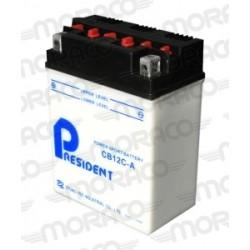 Batterie Moto GS President CB12C-A