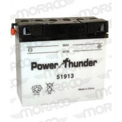 Batterie Moto Power Thunder 51913 (BMW)