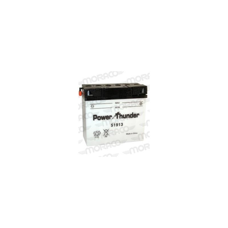 Batterie Power Thunder 51913 (BMW)