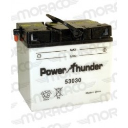 Batterie Moto Power Thunder 53030 (BMW)