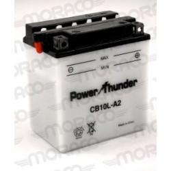 Batterie Moto Power Thunder CB10L-A2