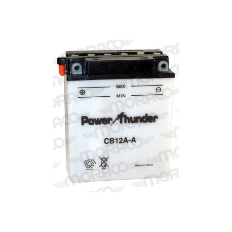 Batterie Moto Power Thunder CB12A-A