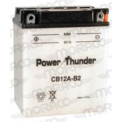 Batterie Moto Power Thunder CB12A-B2