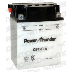 Batterie Moto Power Thunder CB12C-A