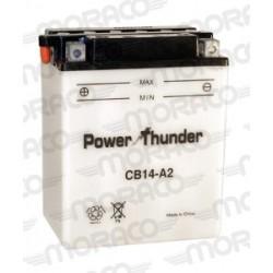 Batterie Moto Power Thunder CB14-A2