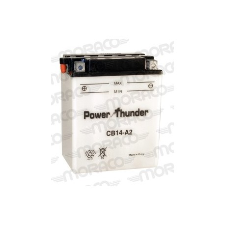 Batterie Moto Power Thunder CB14-A2