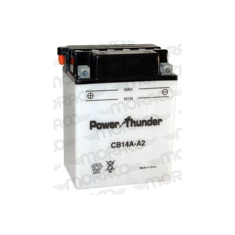 Batterie Moto Power Thunder CB14A-A2