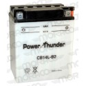 Batterie Moto Power Thunder CB14L-B2