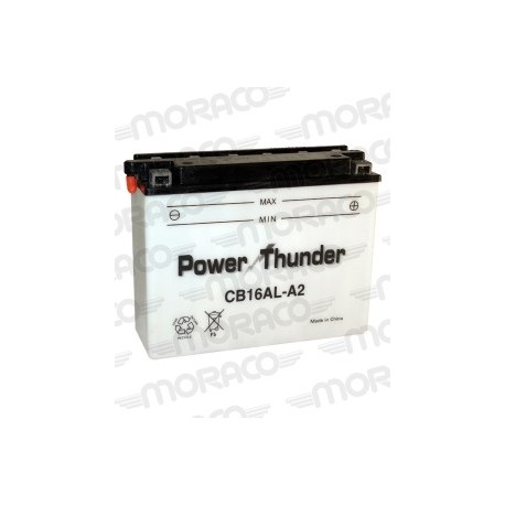 Batterie Moto Power Thunder CB16AL-A2