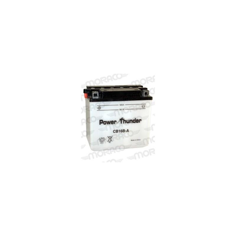 Batterie Moto Power Thunder CB16B-A