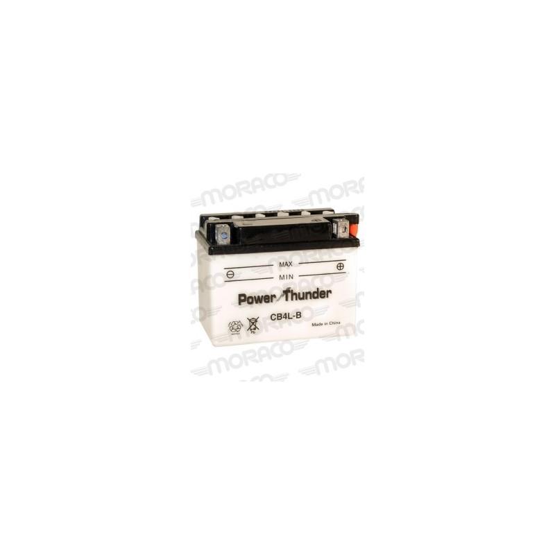 Batterie Moto Power Thunder CB4L-B