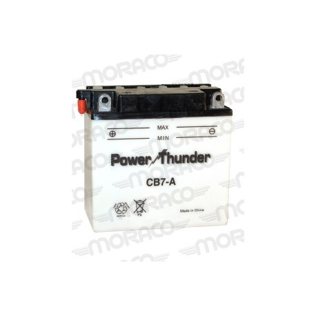 Batterie Moto Power Thunder CB7-A