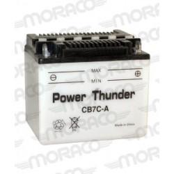 Batterie Moto Power Thunder CB7C-A