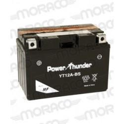 Batterie Moto Power Thunder YT12A-BS