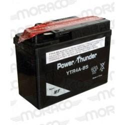 Batterie Moto Power Thunder YTR4A-BS