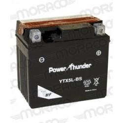 Batterie Moto Power Thunder YTX5L-BS