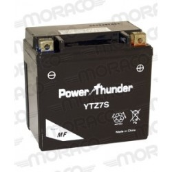 Batterie Moto Power Thunder YTZ7S