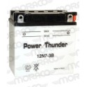Batterie Power Thunder 12N7-3B