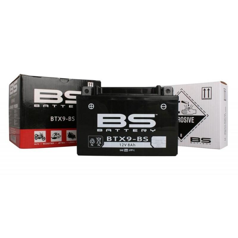 BATTERIE DE MOTO BS BB16CL-B