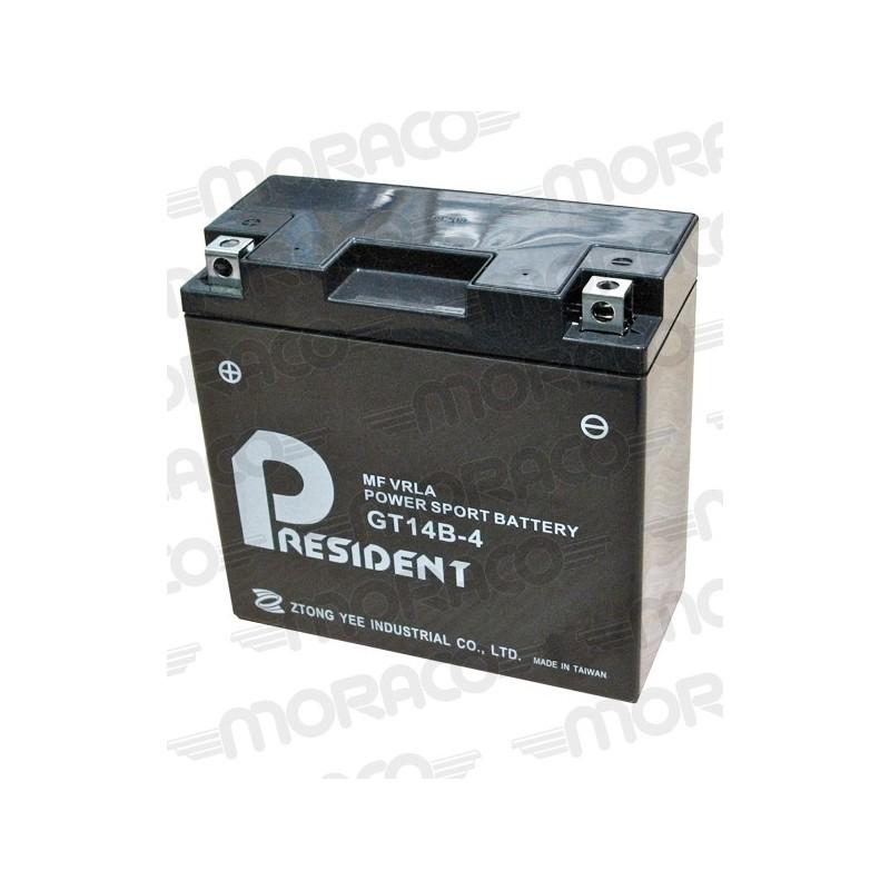 Batterie Moto GS GT14B-4